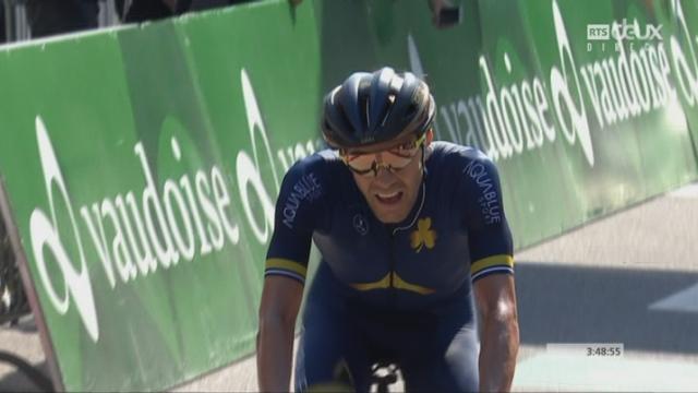 4e étapes: Lawrence Warbasse (USA) termine devant Damiano Caruso (ITA) et Steven Kruijswijk (NED) [RTS]