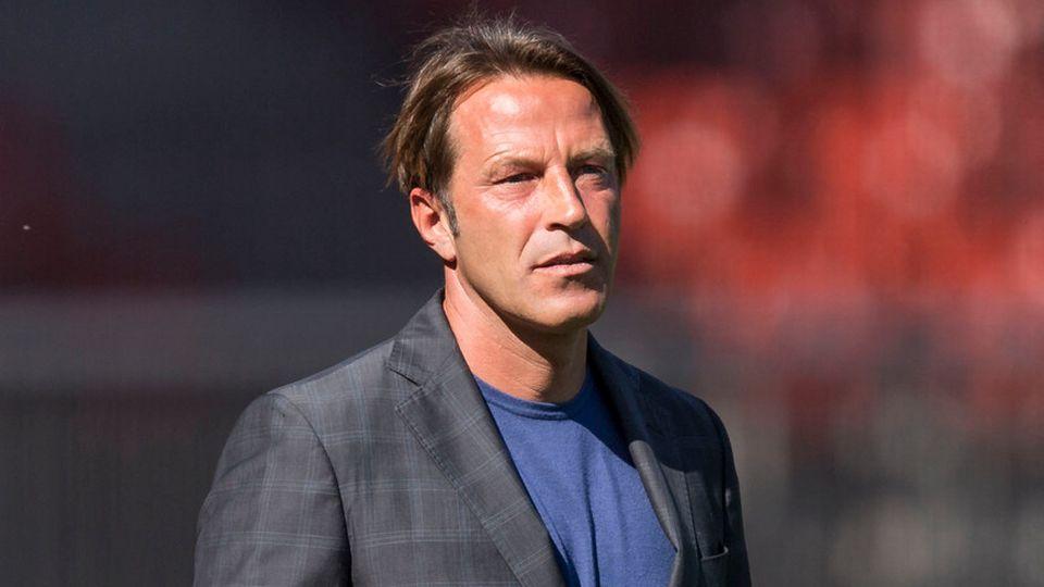 Paolo Tramezzani succède à Sébastien Fournier sur le banc du FC Sion. [Patrick B. Kraemer - Keystone]
