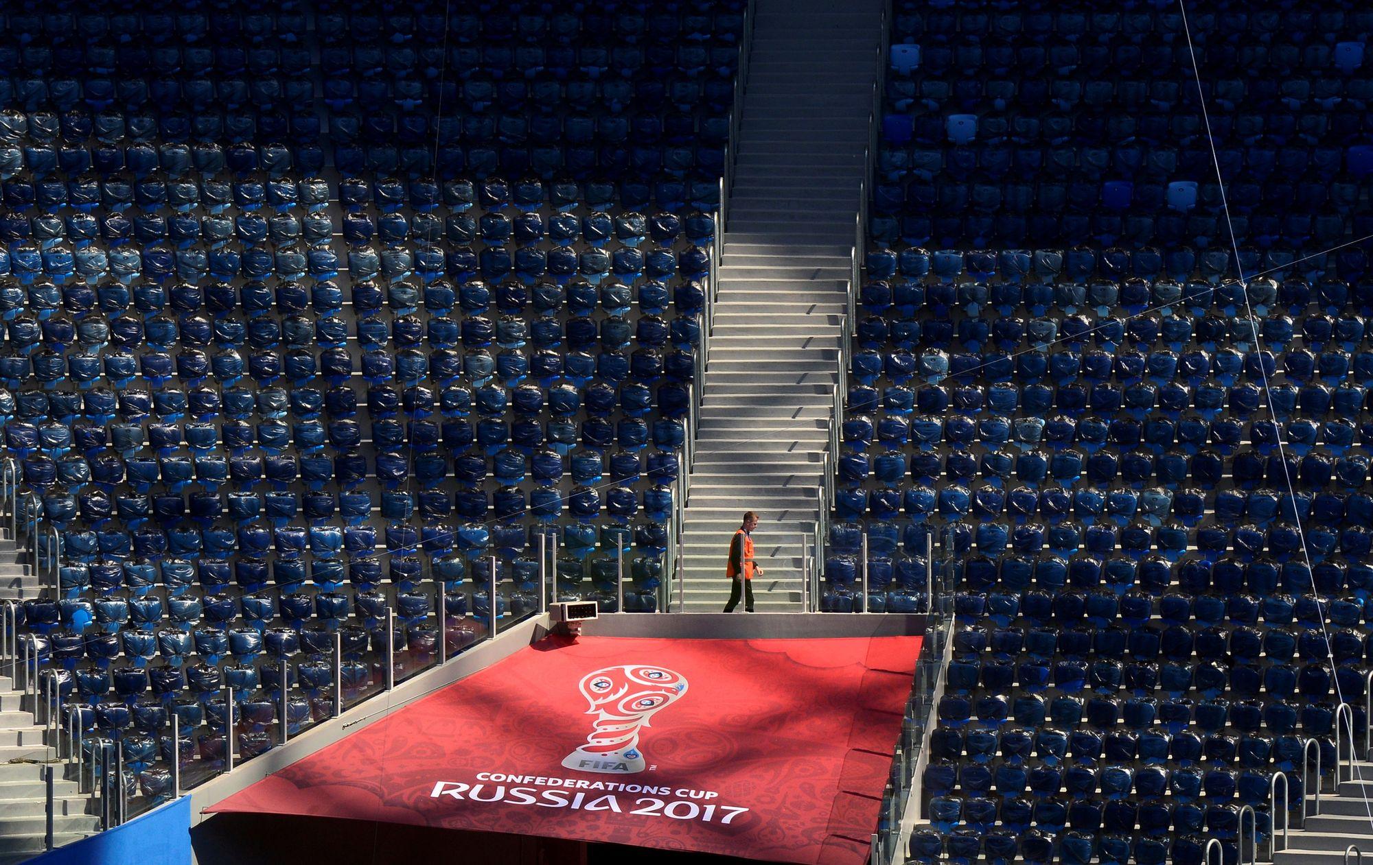 Coupe des Conf : le Portugal bat la Russie
