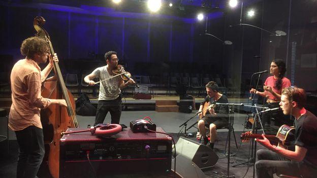 Baiju Bhatt Gipsy Galaxy - Jazz à Vienne