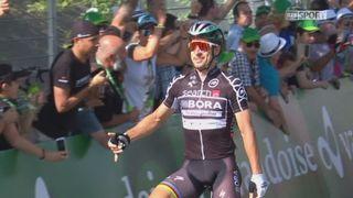 8e étape: Peter Sagan (SVQ) s'impose à nouveau au sprint [RTS]