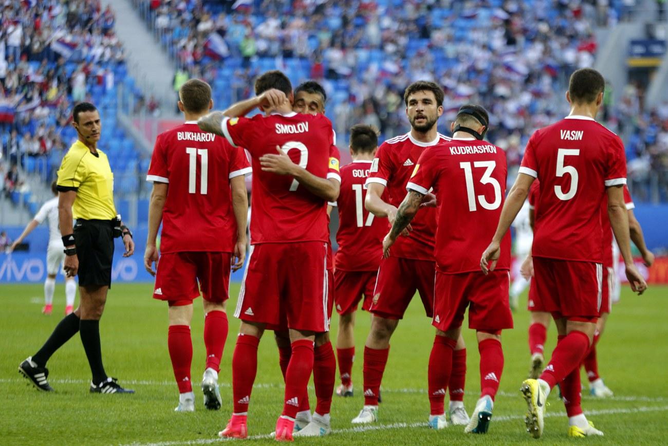 Portugal 2-2 Mexique — Coupe des Confédérations