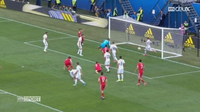 Football - Coupe Confédérations: Russie – Nouvelle-Zélande (2-0) [RTS]