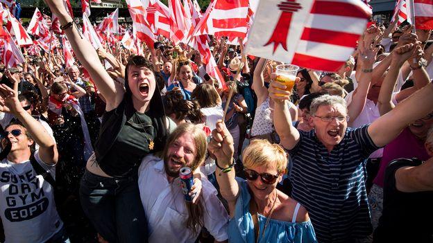 Moutier rejoint le Jura avec 51,7% de voix