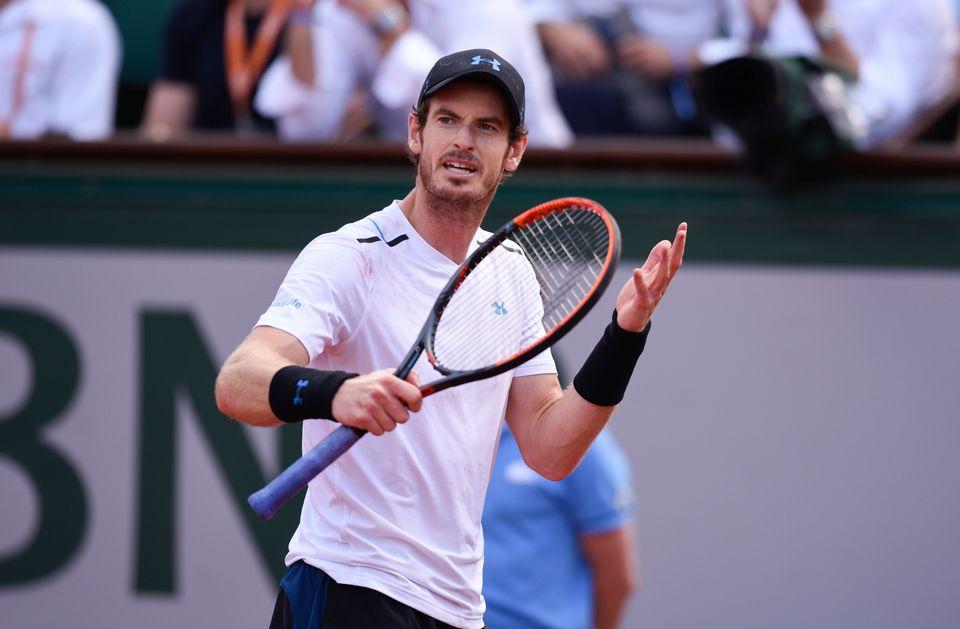 Andy Murray a peu goûté aux critiques de John McEnroe. [Federico Pestellini - EQ]