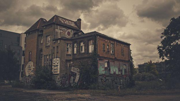 Les friches urbaines