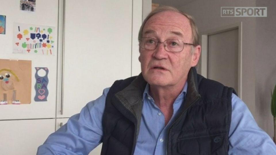 """F1: Jacques Deschenaux: """"Un GP à Bakou? C'est ridicule"""" [RTS]"""