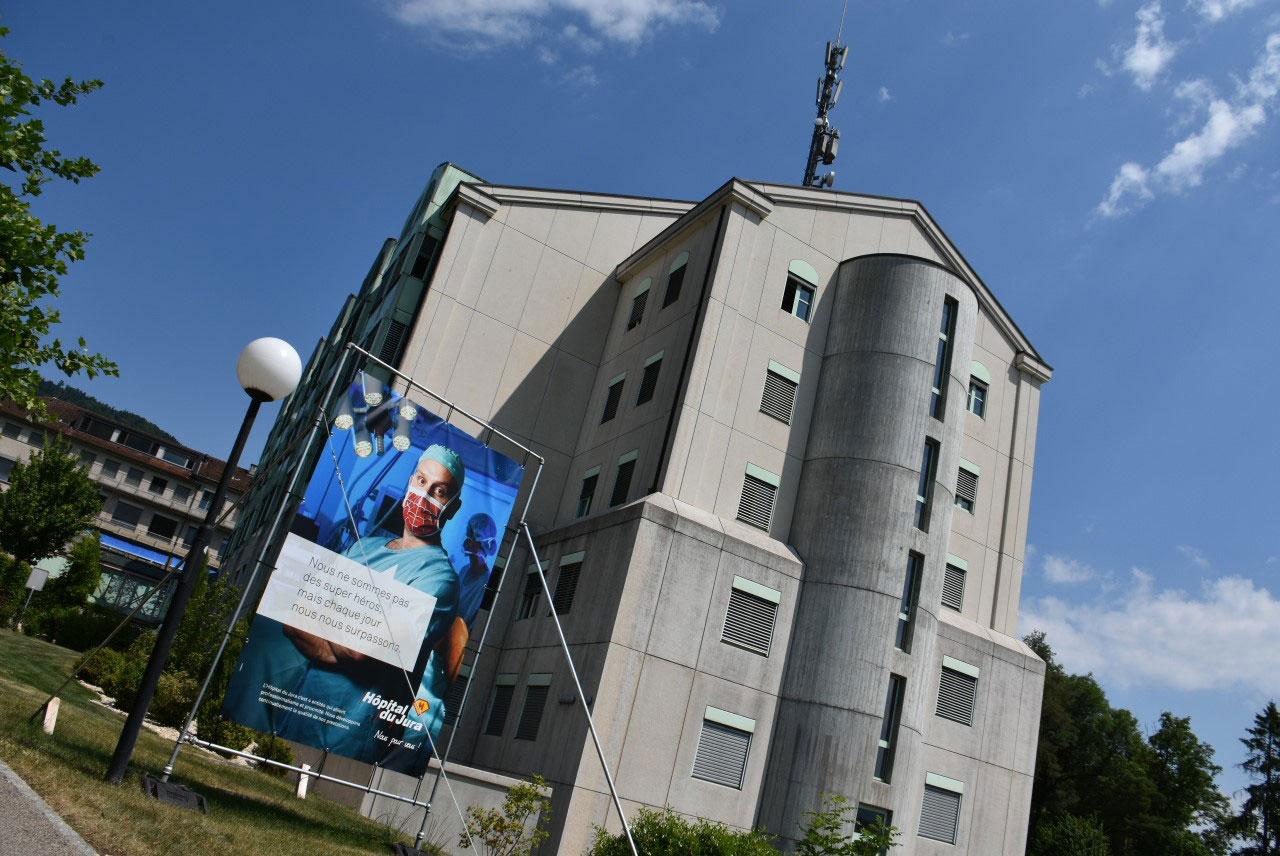 Publication d#039;un document stratégique sur l#039;avenir de l'Hôpital du Jura
