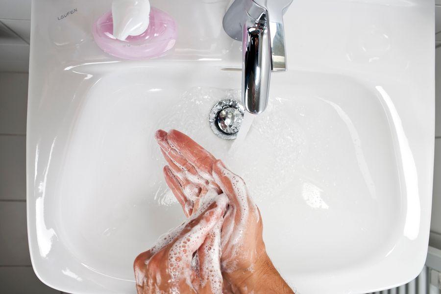 Le triclosan est présent dans nombre de produits, dont certains savons.