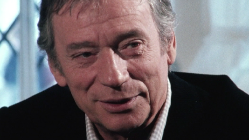 Yves Montand [RTS]