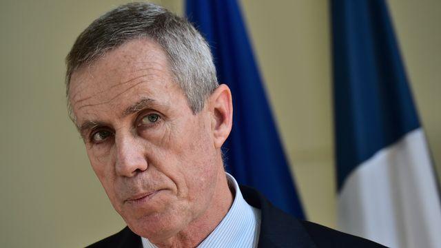 Le procureur de la République de Paris François Molins. [Giuseppe Cacace - afp]