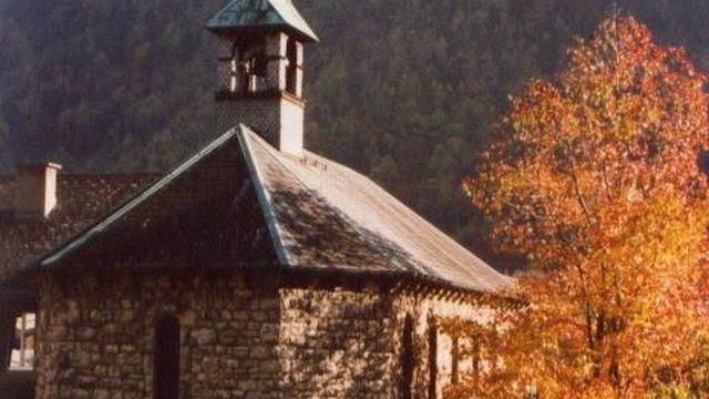 Le Temple de Martigny. [Paroisse de Martigny]