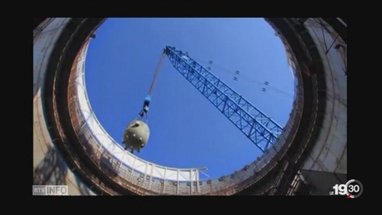 Nucléaire: Westinghouse dépose le bilan [RTS]