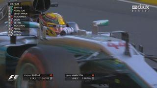 Qualifs: Hamilton (GBR) signe sa 66e pôle devant Bottas (FIN) et Raikkonen (FIN) [RTS]