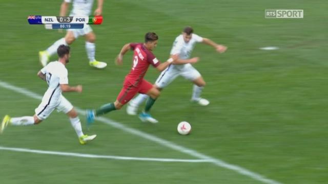 Coupe des Confédérations, Groupe A: Nouvelle-Zélande – Portugal 0-3, 80e André Silva [RTS]