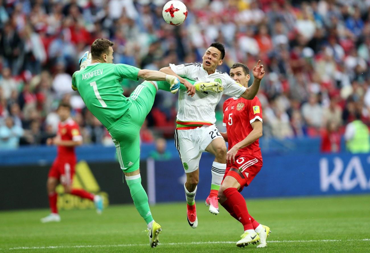 Dopage. La sélection russe sous enquête de la Fifa ?