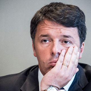 Le Premier secrétaire du Parti démocrate italien Matteo Renzi, photograhié en avril 2017. [Wiktor Dabkowski / DPA - KEYSTONE]