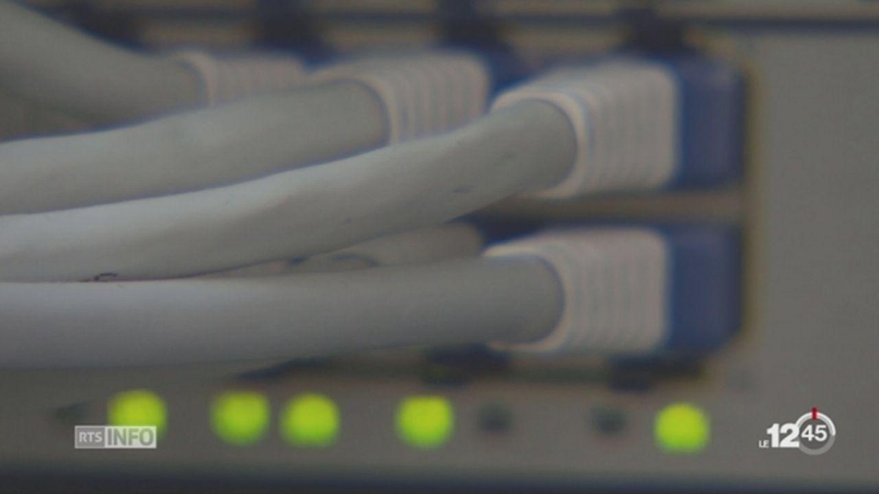 Une cyberattaque mondiale a touché des milliers d'ordinateurs [RTS]