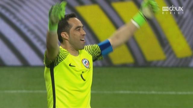 Chili - Portugal - Tir aux buts [RTS]
