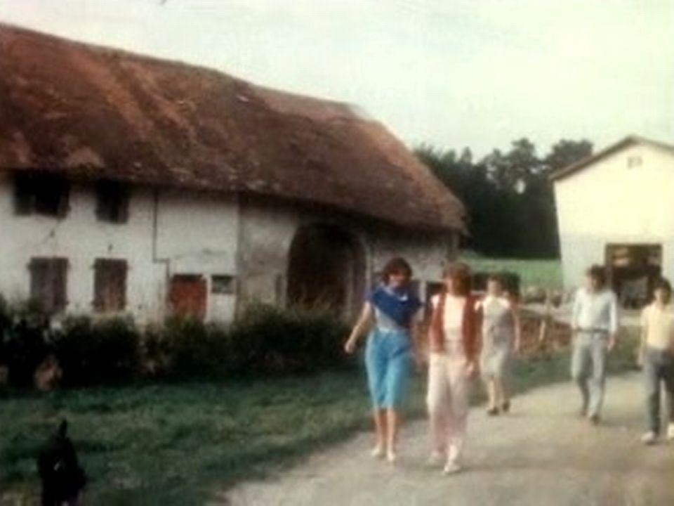 Vacances dans la Broye. [RTS]