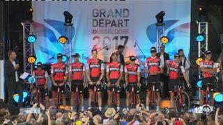 Le Tour de France commence à Düsseldorf [RTS]