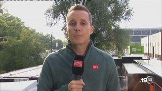 Tour de France: le point avec Romain Roseng, depuis Düsseldorf [RTS]