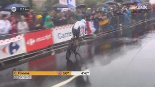 Cyclisme - Tour de France: le prologue a eu lieu à Düsseldorf [RTS]