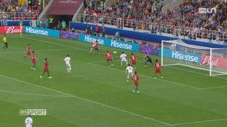 Football - Coupe des Confédérations: le Portugal remporte son match face au Mexique et termine 3ème [RTS]