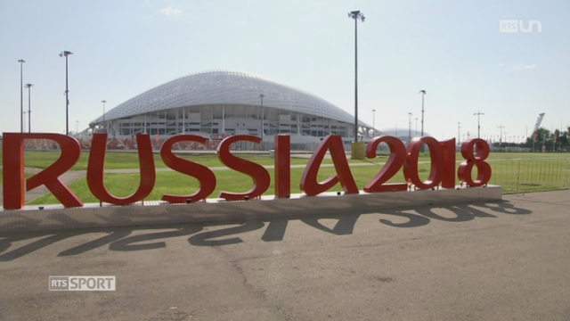 Football: voyage en Russie, pays hôte de la prochaine Coupe du Monde [RTS]