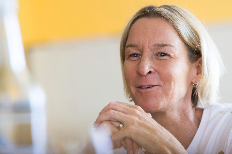 Martina Voss-Tecklenburg est à la tête de l'équipe nationale depuis 2012. [Marcel Bieri - Keystone]