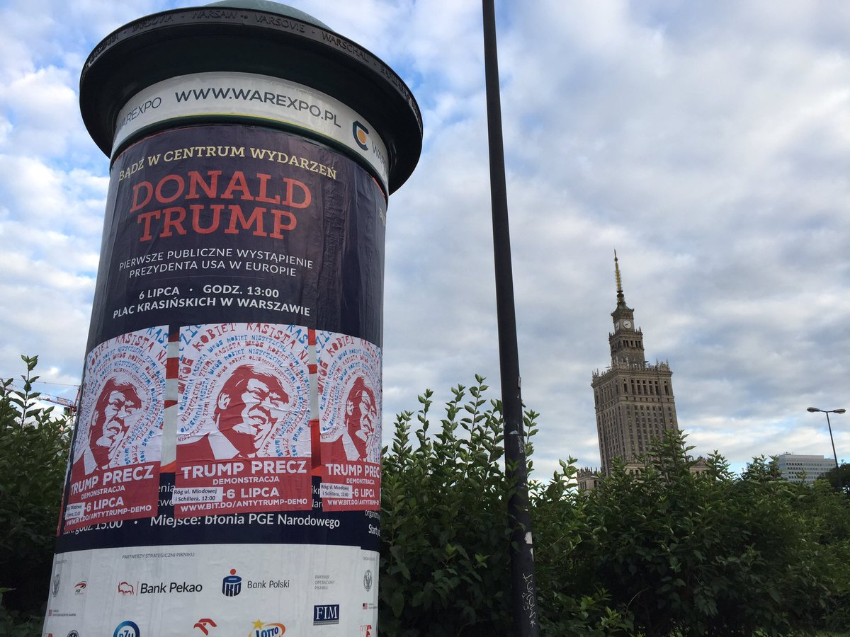 Quand la première dame polonaise met un vent à Donald Trump