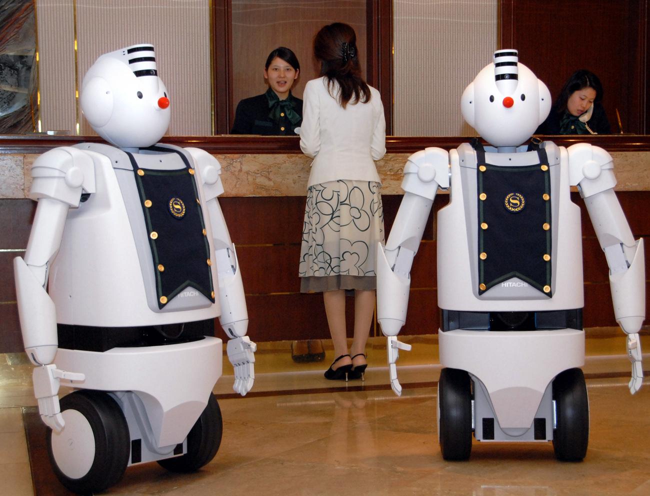 rencontres robots Japon QwaQwa site de rencontre
