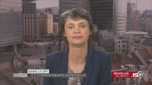 Perturbateurs endocriniens: les précisions d'Isabelle Ory [RTS]