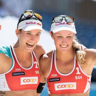 Beachvolley: Heidrich/Vergé-Dépré en demi-finale à Gstaad