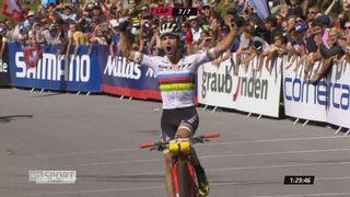 Cross Country messieurs: Schurter (SUI) remporte la course [RTS]