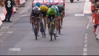 Cyclisme - Tour de France: une belle bataille entre les favoris était attendue [RTS]