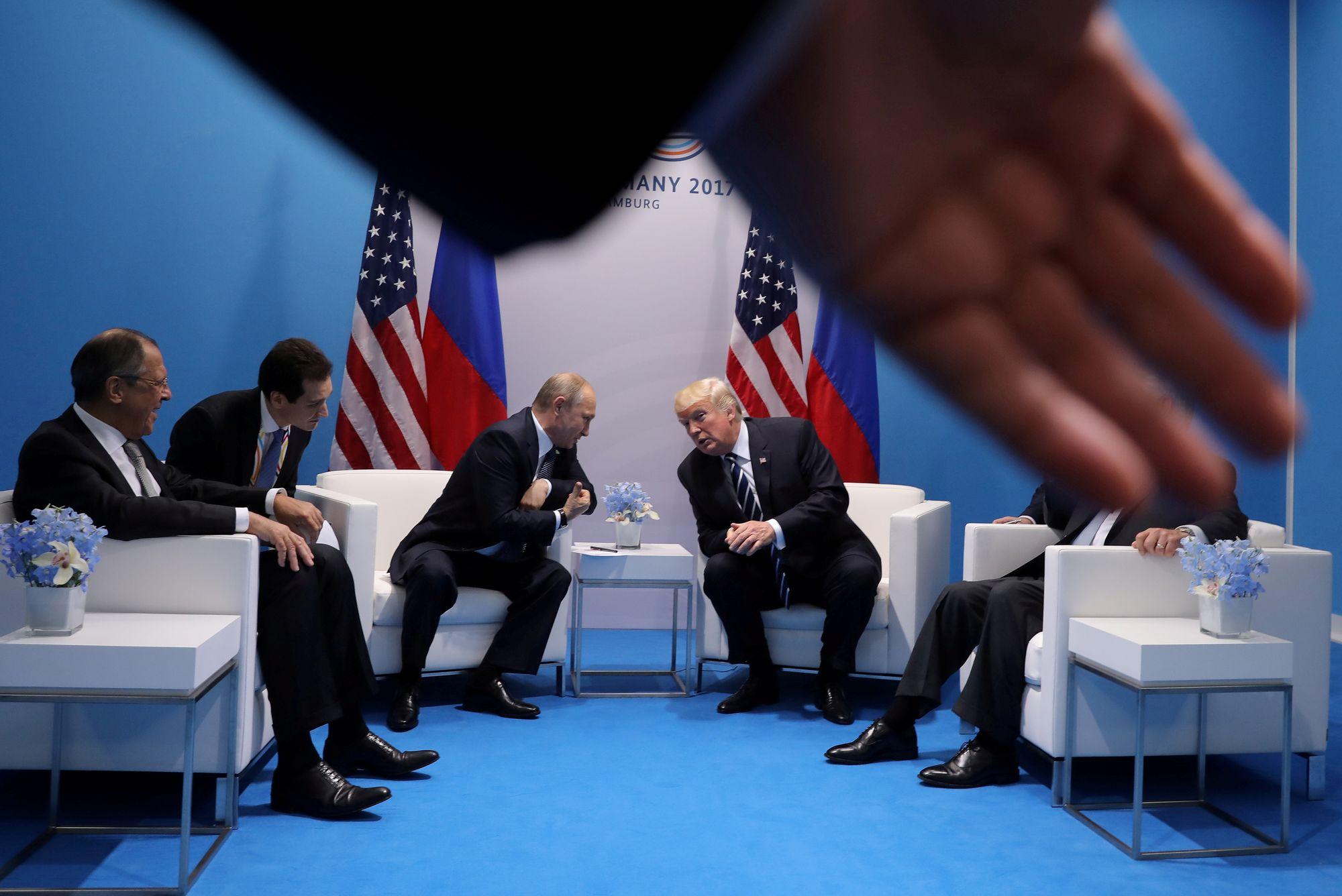 Le Congrès veut entendre le témoignage de Trump Jr — Affaire russe
