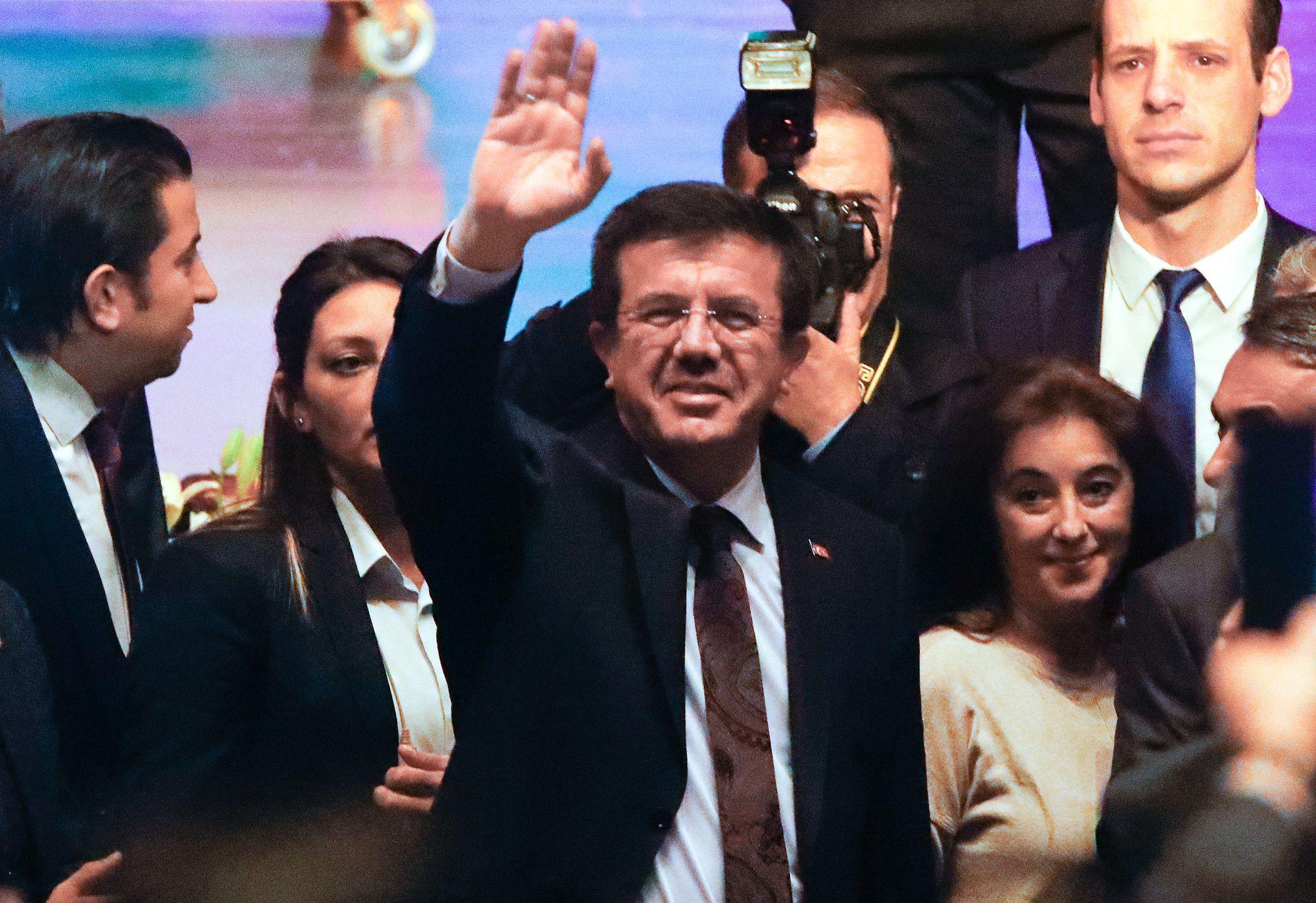 Autriche. Le ministre turc de l'Économie interdit de visite