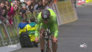 Cyclisme-Tour de France: la première étape aura lieu à Düsseldorf en Allemagne [RTS]