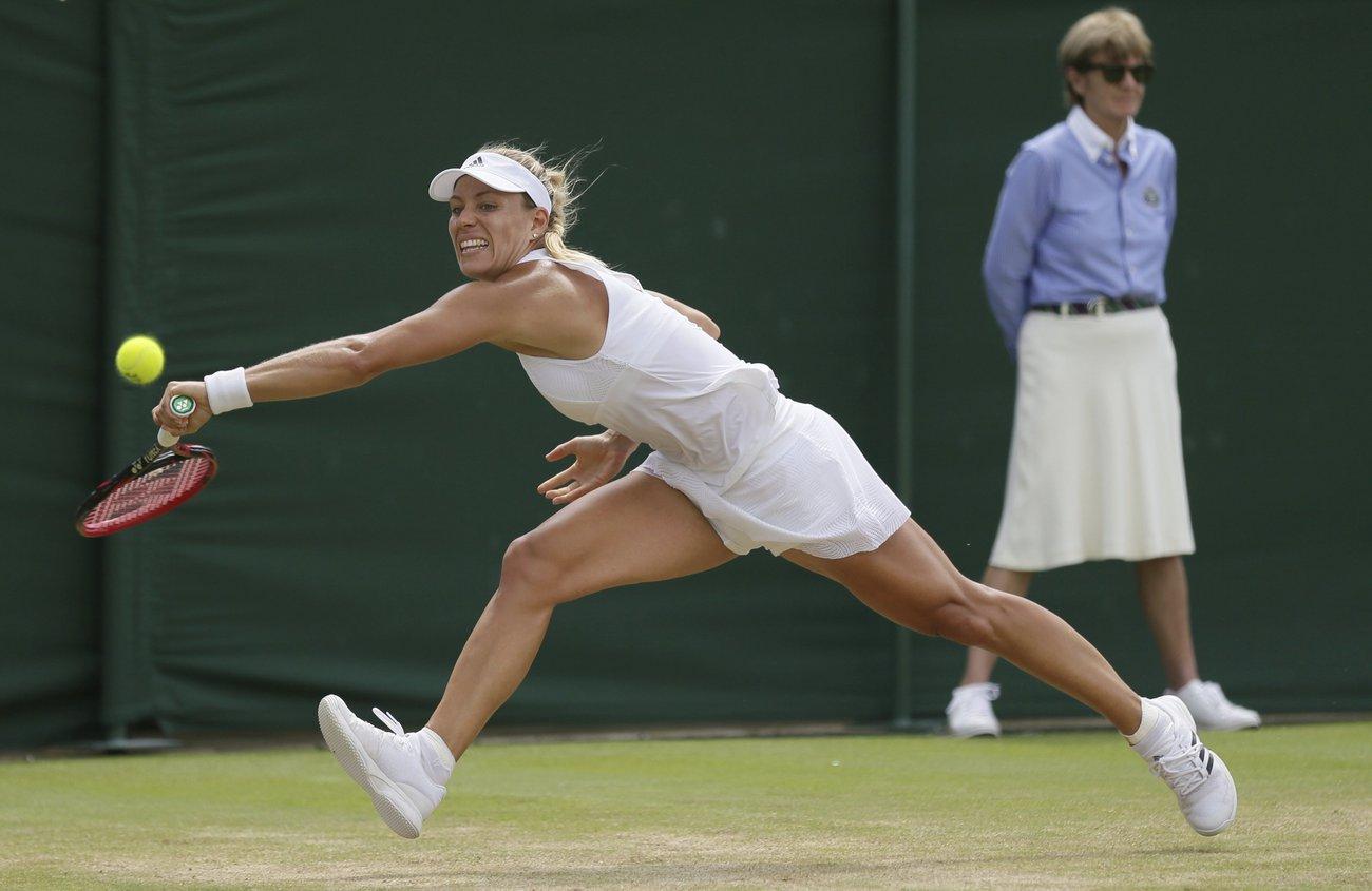 Ostapenko et Williams l'emportent à Wimbledon