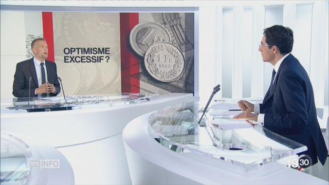 Euro: au-delà de 1,10 CHF pour la première fois en 10 mois [RTS]