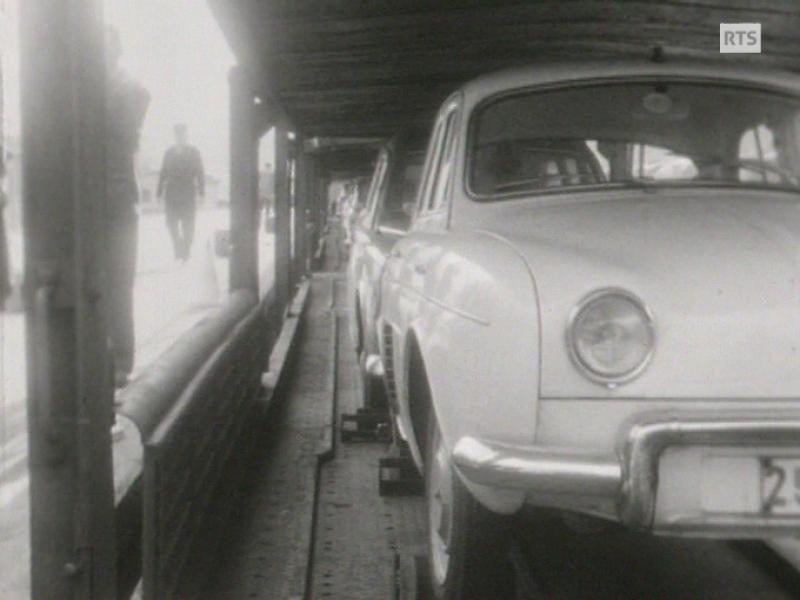 En voiture pour Londres