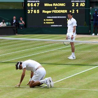 Wimbledon: Roger Federer a un échec à effacer