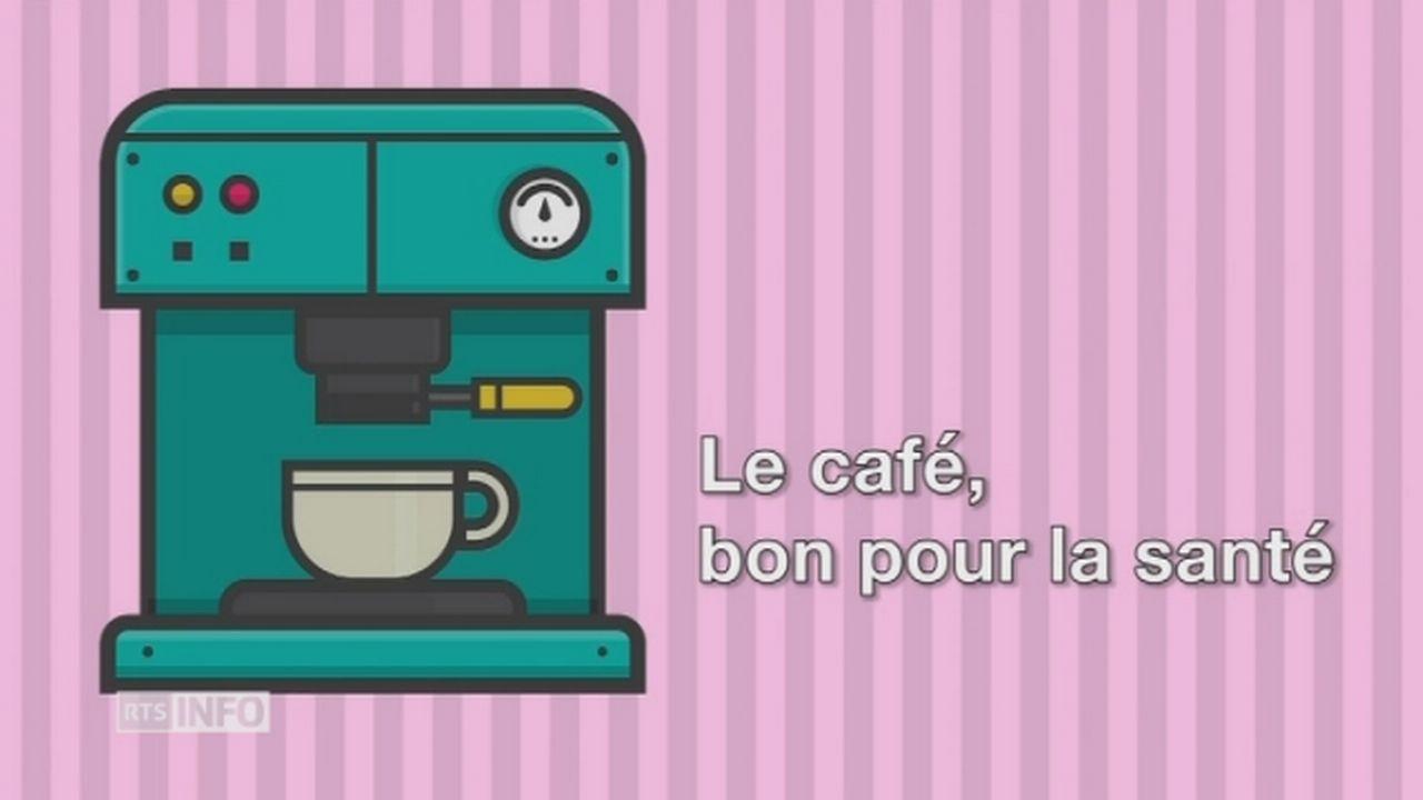 Le café, bon pour la santé? [RTS]