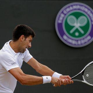 Wimbledon: Djokovic contraint à l'abandon face à Berdych