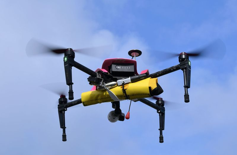 drone nautilus