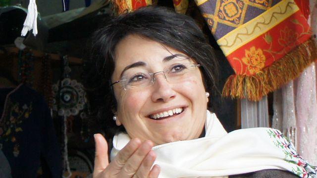 Haneen Zouabi, députée arabe israélienne. [Friends 123 - CC0 1.0]