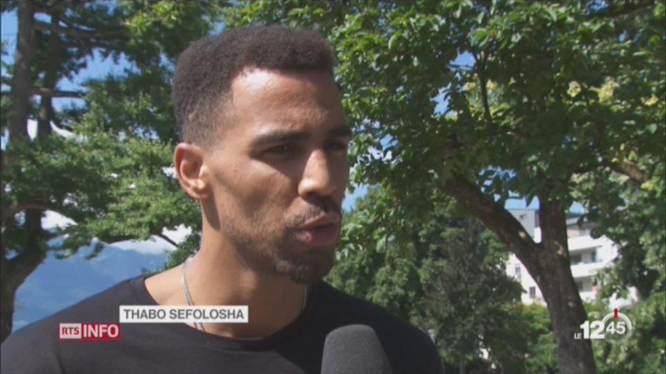 Basket-NBA: entretien avec Thabo Sefolosha [RTS]