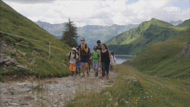 Bonjour la Suisse: allers et retours 3-5 [RTS]