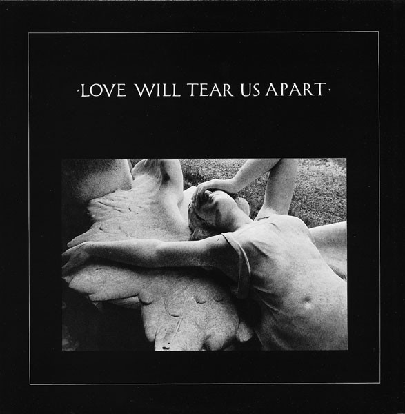 "La cover de ""Love will tear us apart"" de Joy Division."